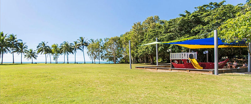 rex smeal park playground things to do in port douglas school holidays